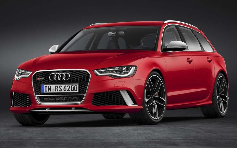 Audi RS6 Avant: Family outrageous sports