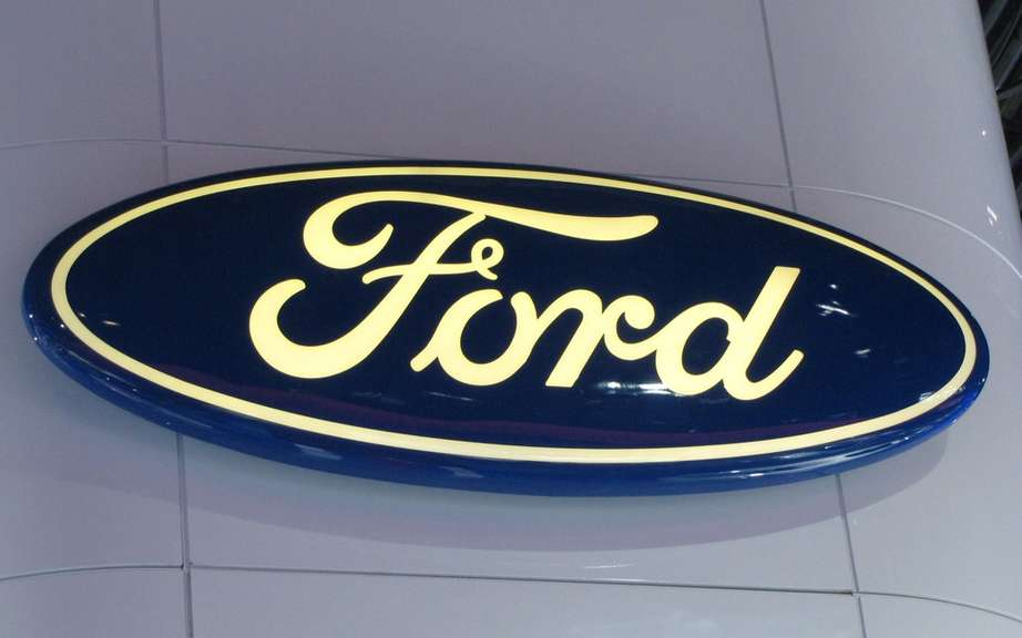 Ford Canada becoming the best seller in the country in 2012