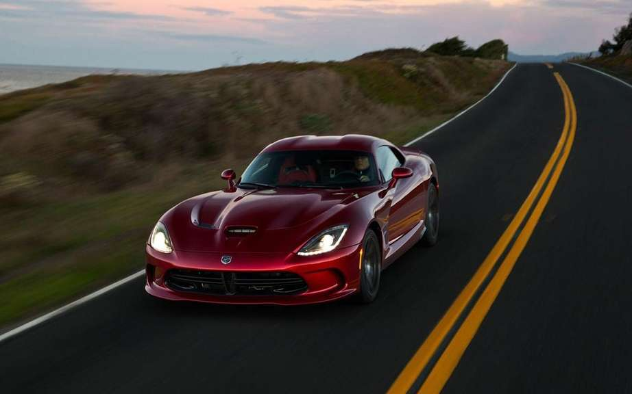 SRT Viper 2013: for thrill seekers