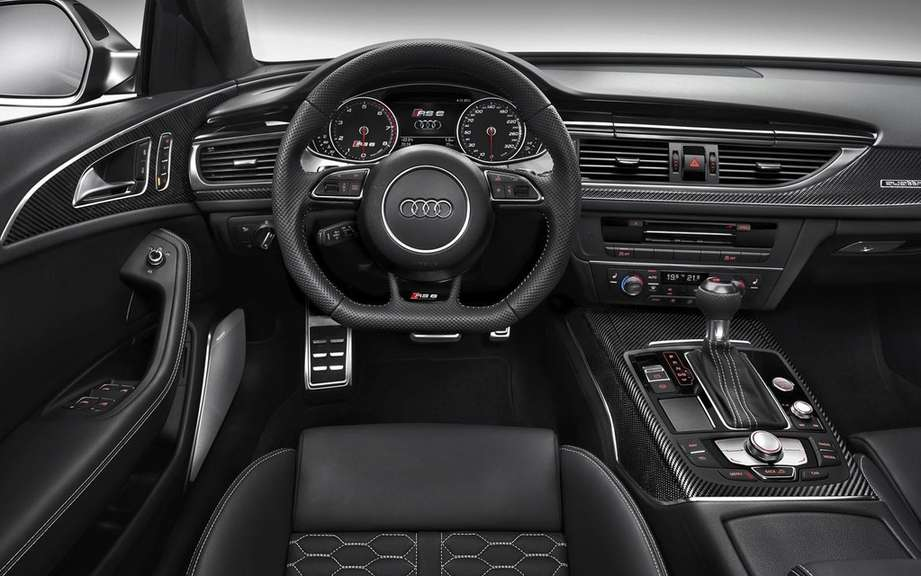 Audi RS6 Avant: Family outrageous sports picture #6