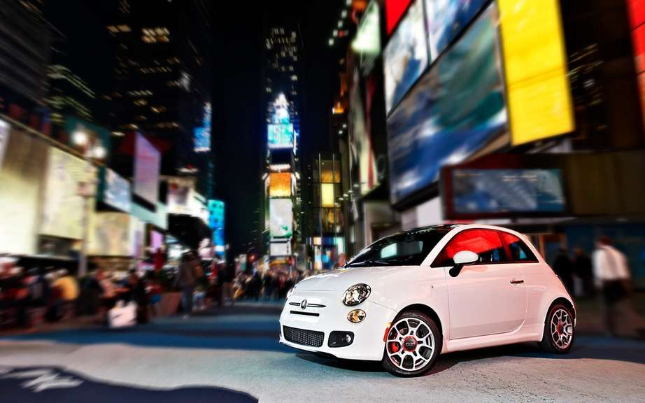 Fiat 500: a million units produced
