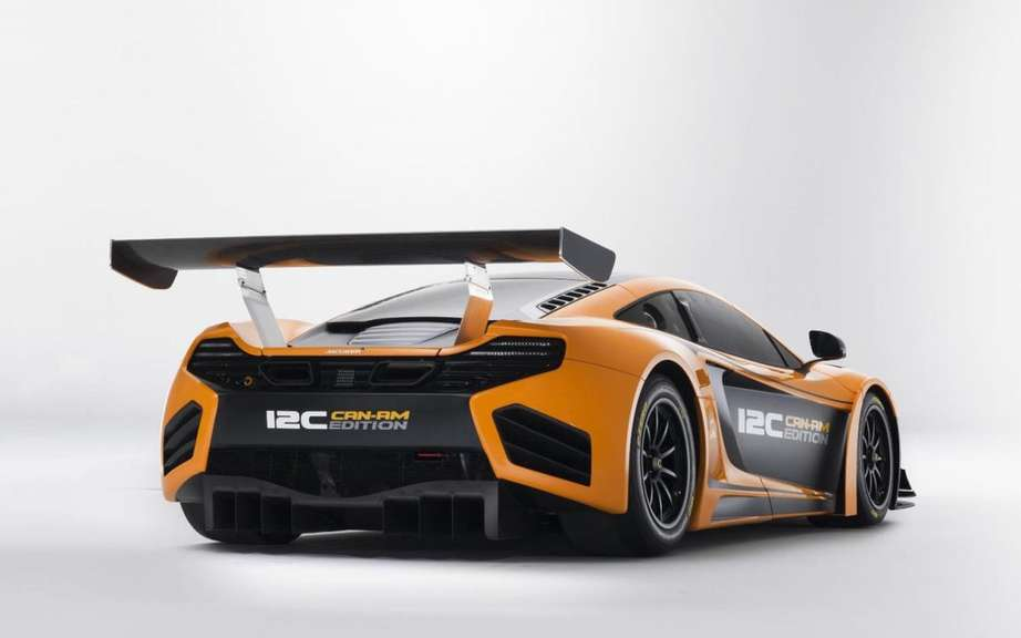 McLaren 12C Can-Am Edition: Confirmed Production picture #2