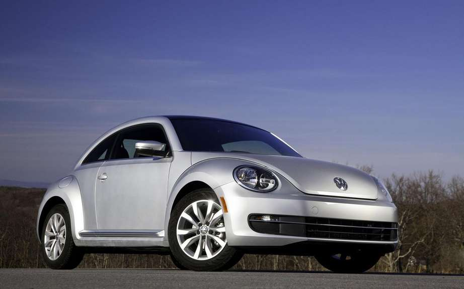 Volkswagen Beetle recalls its 2012 and 2013