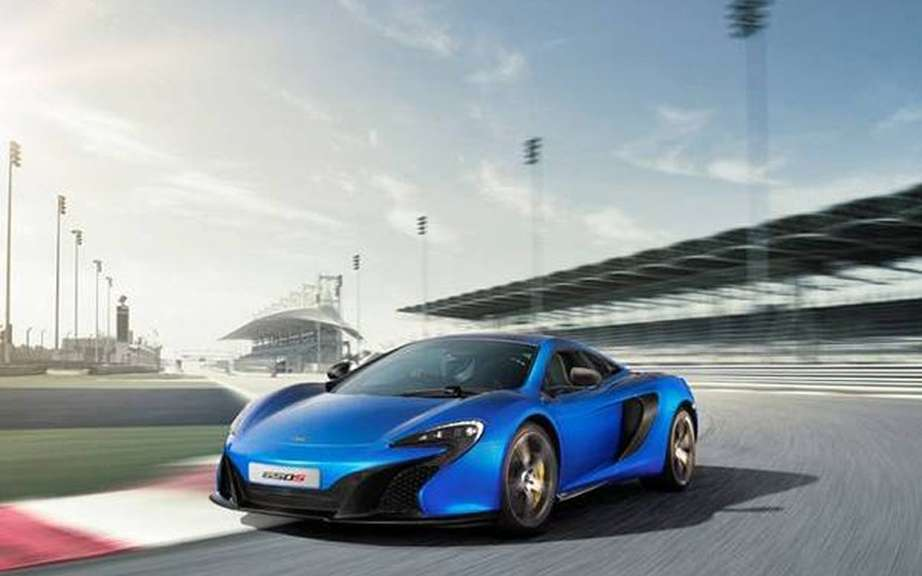 McLaren 650S sold from $ 355,000 picture #2