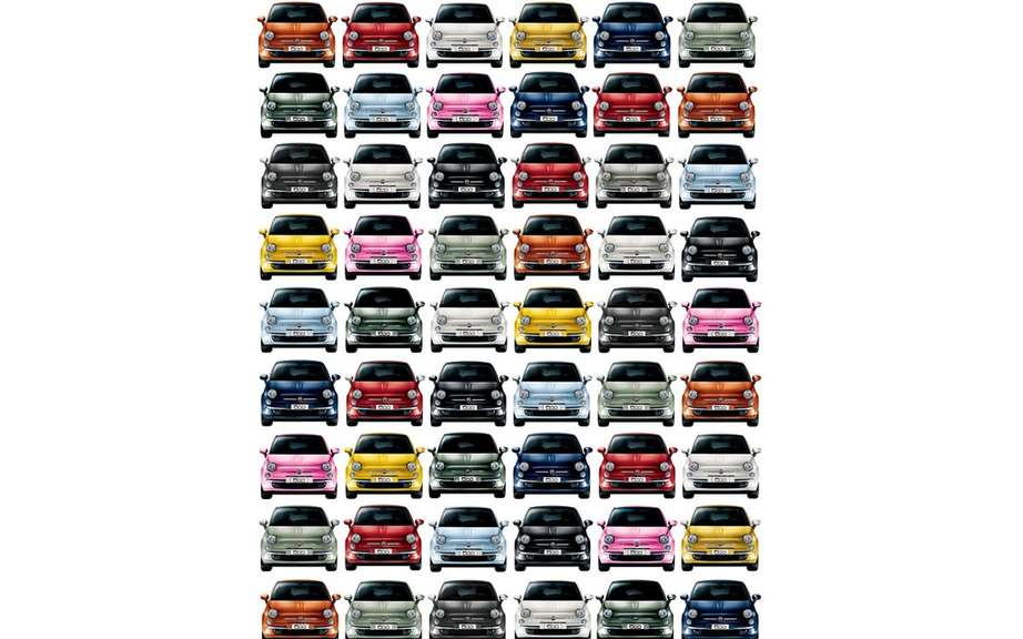 Fiat 500: a million units produced picture #2