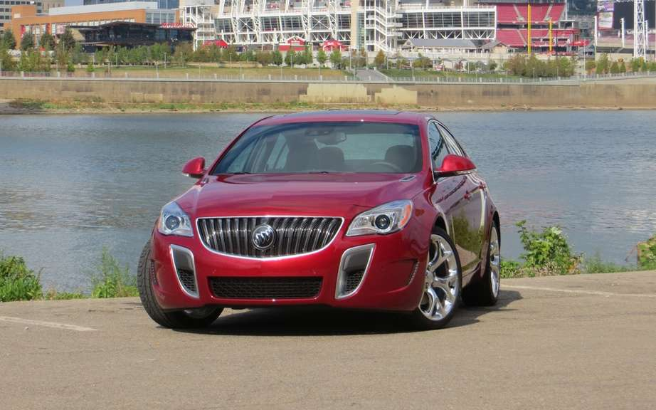Buick Regal 2014 Transmission integrale all seasons picture #2