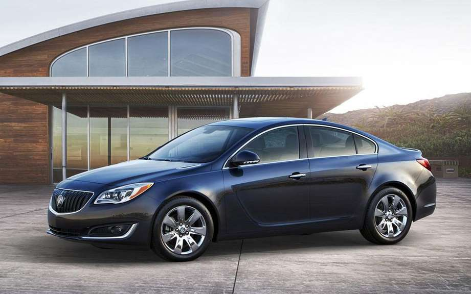 Buick Regal 2014 Transmission integrale all seasons picture #3