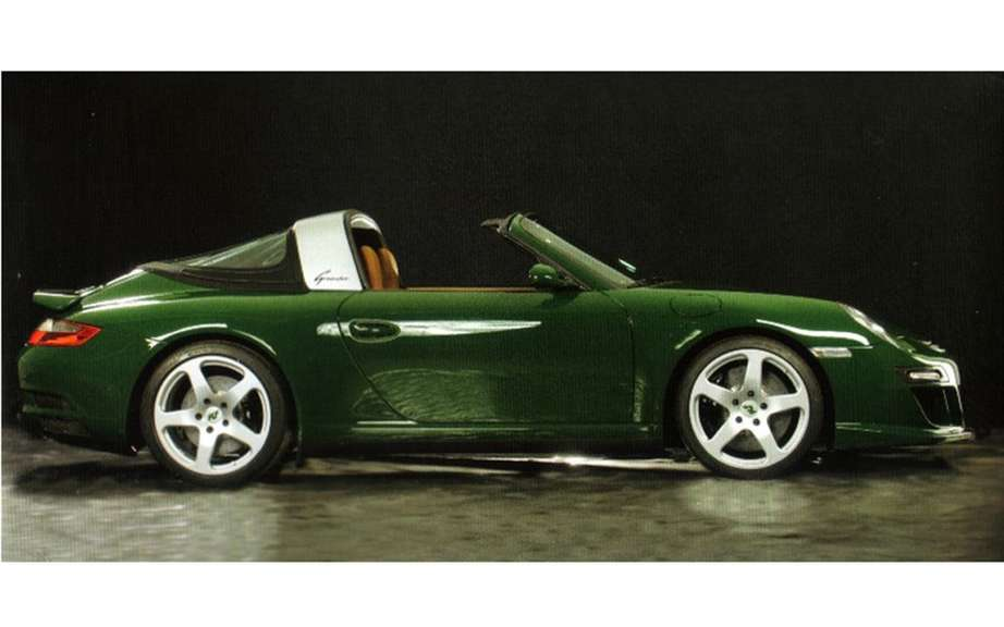 Porsche 911 Targa 2014: back to basics picture #2