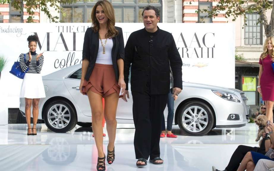 Chevrolet Malibu Merchandising: Isaac Mizrahi unveiled in the collection