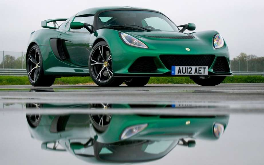 Lotus Exige S: Appointee Car of the Year Evo Magazine