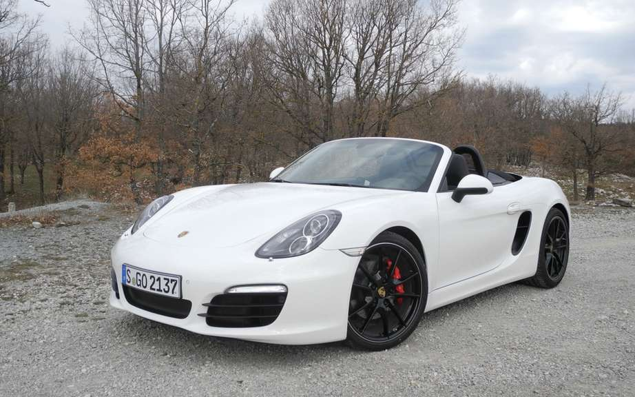 The Boxster and Cayman GTS Unveiled picture #3