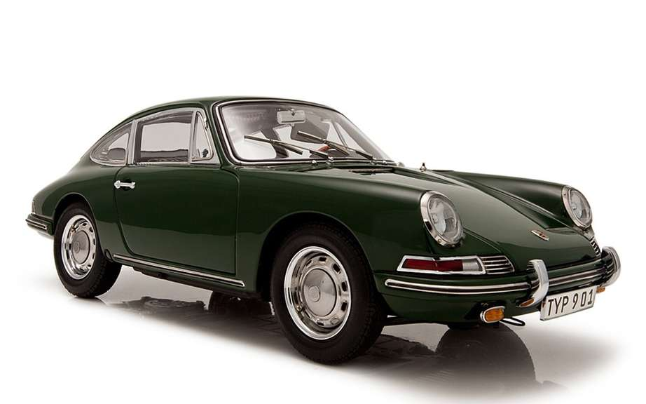 Porsche is preparing to celebrate 50 years of the 911