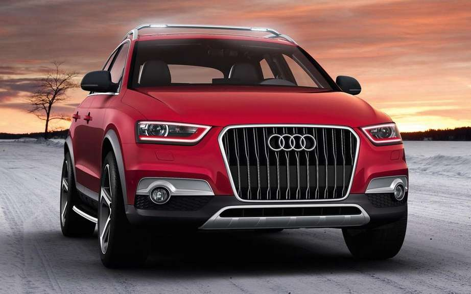 Audi Q9: it will dominate the segment