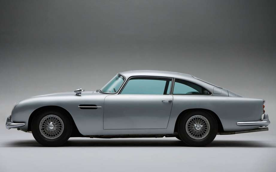 Skyfall: or the return of the Aston Martin DB5 picture #3