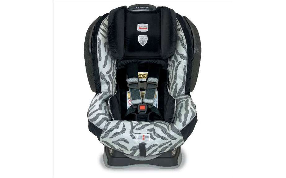 Recall 60,000 Britax car seats for choking hazard