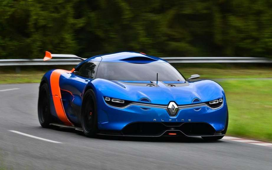 Renault and Caterham will produce all sports cars