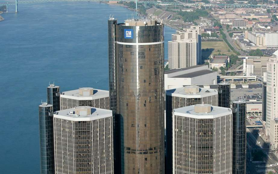 The profit of General Motors bottom 14 percent in third quarter