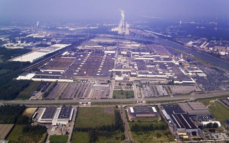 Ford will close the plant in Genk and delete 4,500 jobs