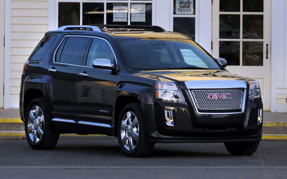 Chevrolet Equinox and GMC Terrain: one million vehicles built