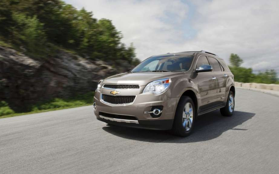 Chevrolet Equinox and GMC Terrain: one million vehicles built picture #2