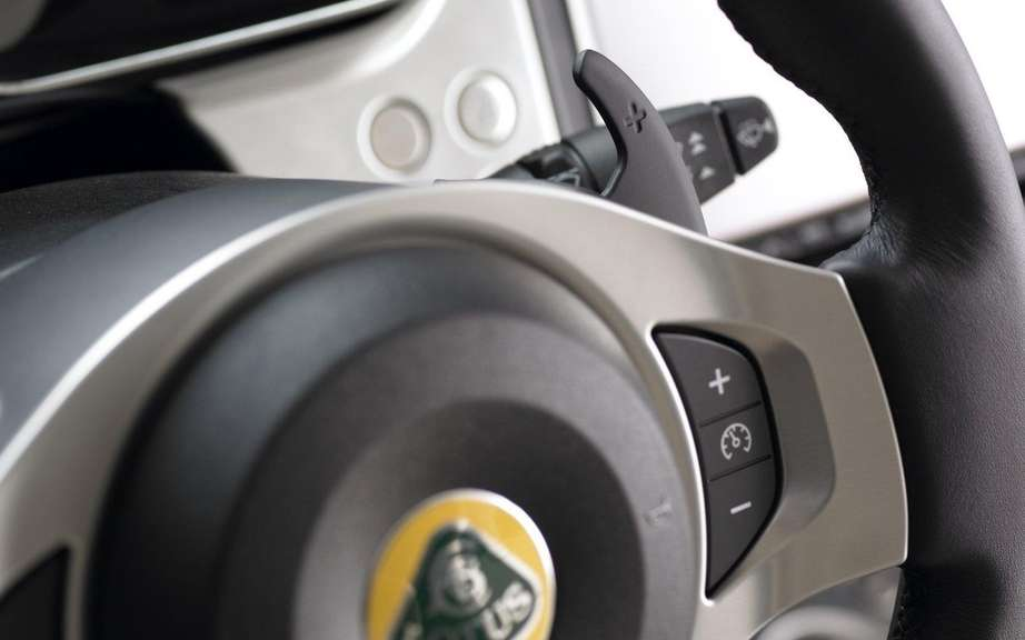 Lotus Evora IPS Automatic gearbox picture #4