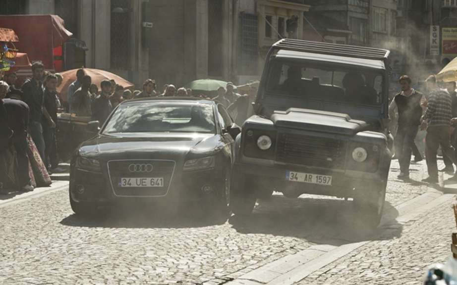 Skyfall: or the return of the Aston Martin DB5 picture #10