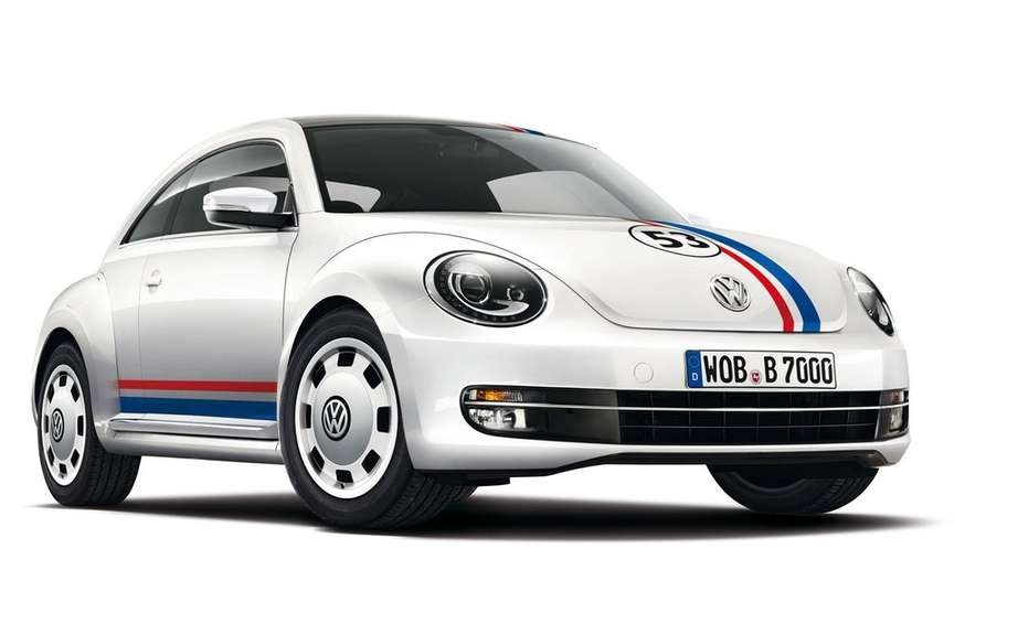 Volkswagen Beetle 53 Edition: only for Spaniards picture #1