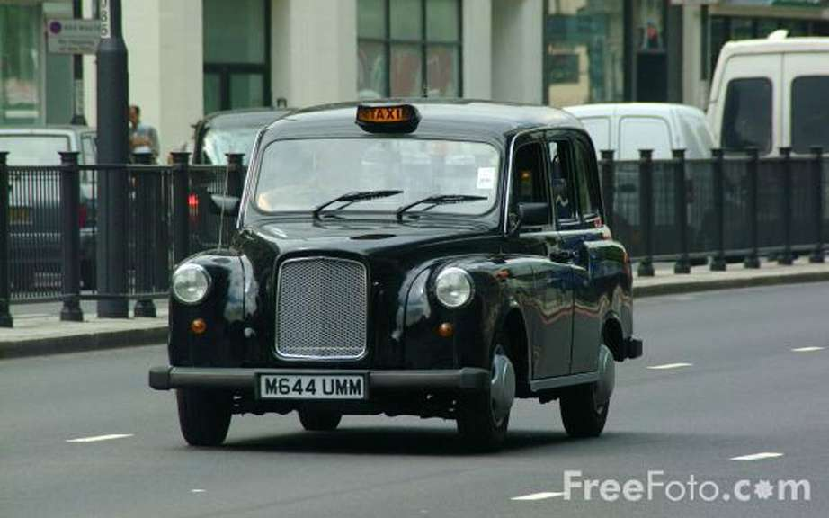 The manufacturer of the famous London black taxis is money problems