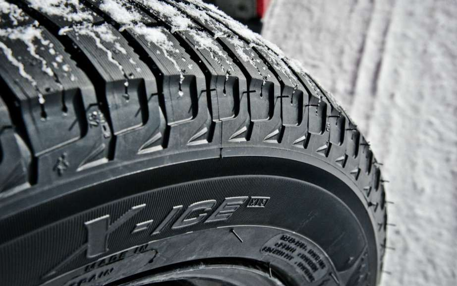 michelin new x ice xi3 and winter driving. Black Bedroom Furniture Sets. Home Design Ideas