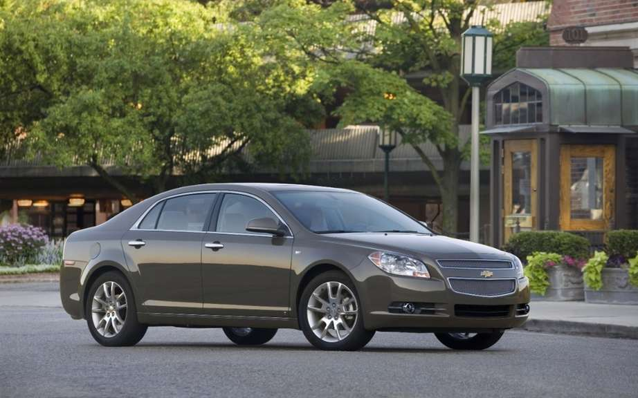 GM Canada recalls 40,029 cars Malibu, G6 and Aura