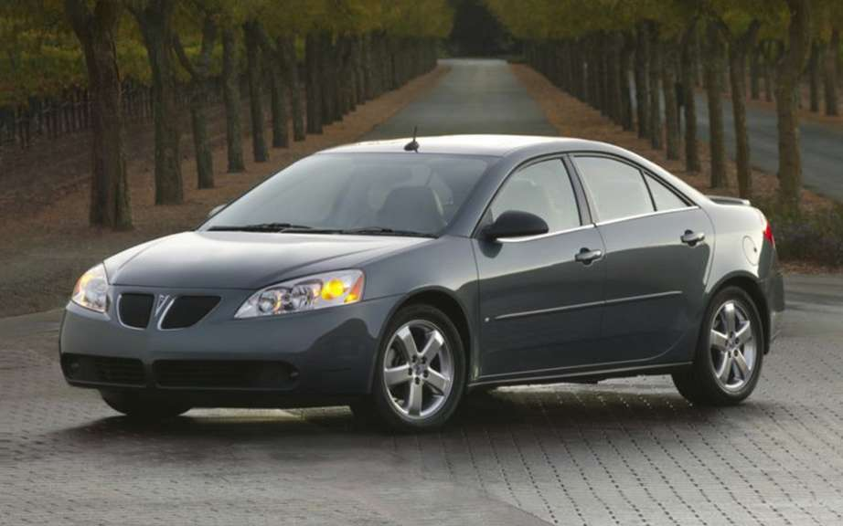 GM Canada recalls 40,029 cars Malibu, G6 and Aura picture #2