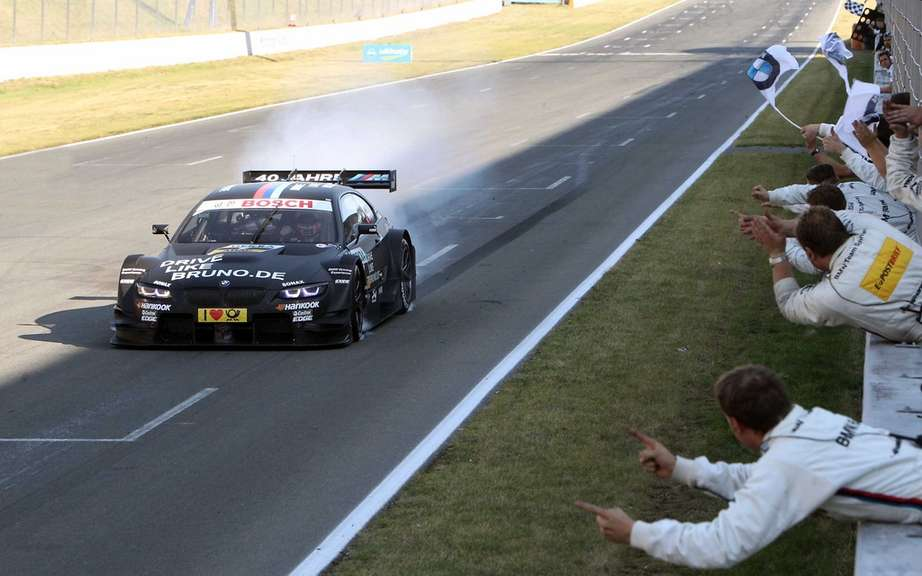 Spengler winner DTM; Hunter-Reay in IndyCar champion
