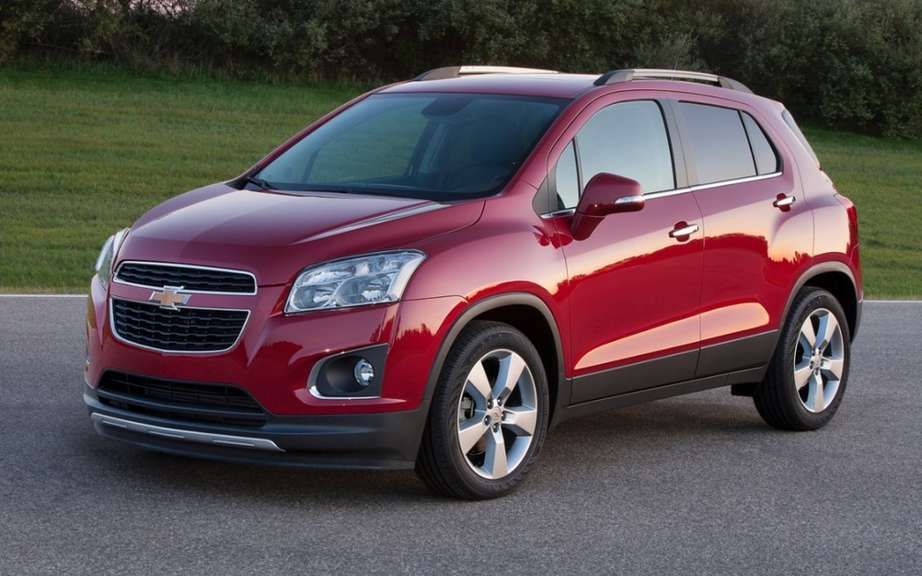 Chevrolet Trax 2013: the ultra compact SUV