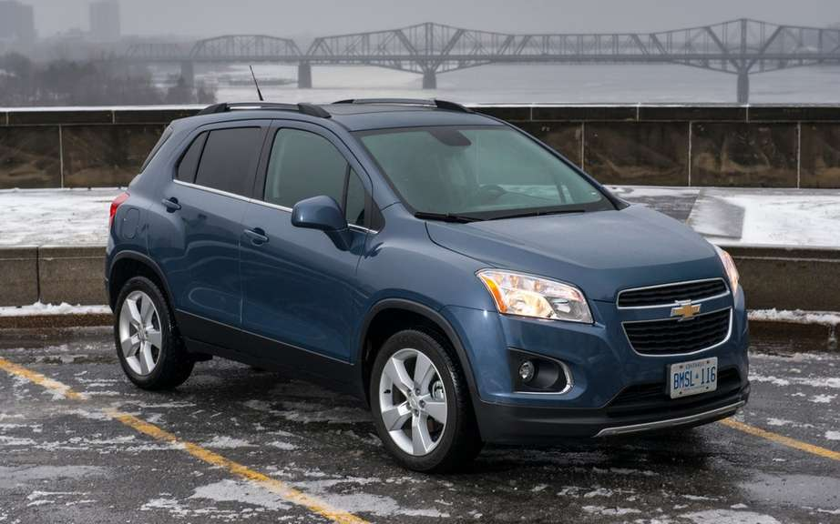 Toyota plans to offer a rival to the Chevrolet Trax picture #1