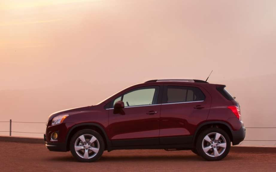 Chevrolet Trax 2013: the ultra compact SUV picture #3