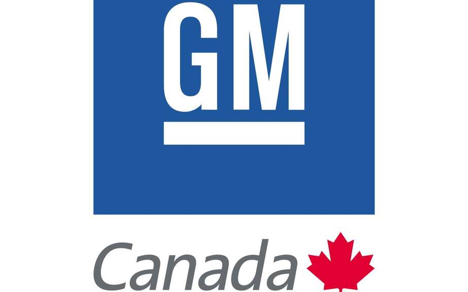 General Motors of Canada ratified its agreement with the CAW picture #1