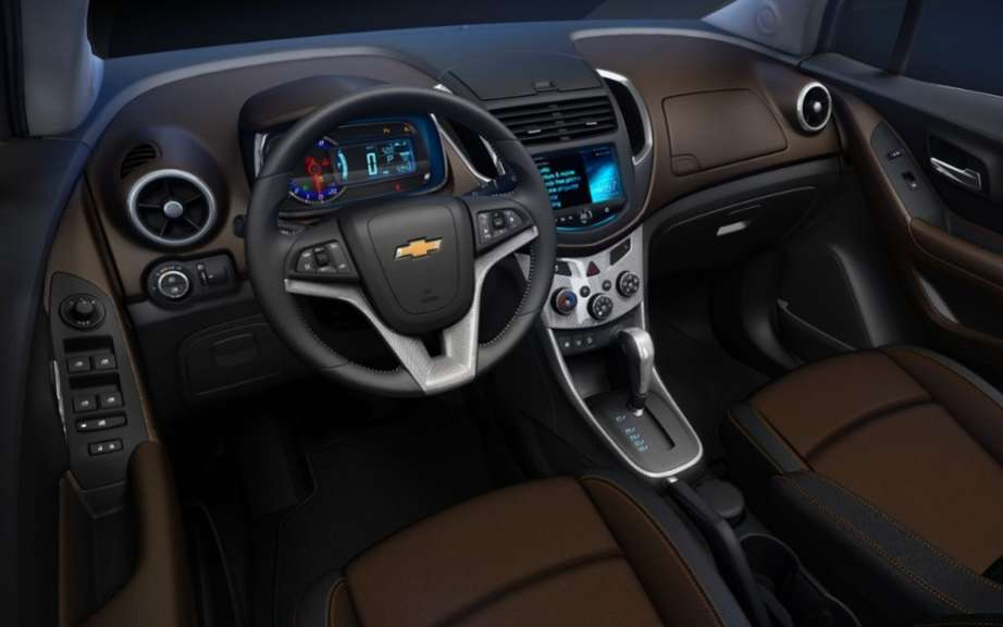 Chevrolet Trax 2013: the ultra compact SUV picture #4