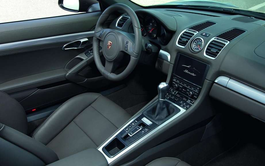 Porsche Boxster 2013: start of production the factory Osnabruck picture #2