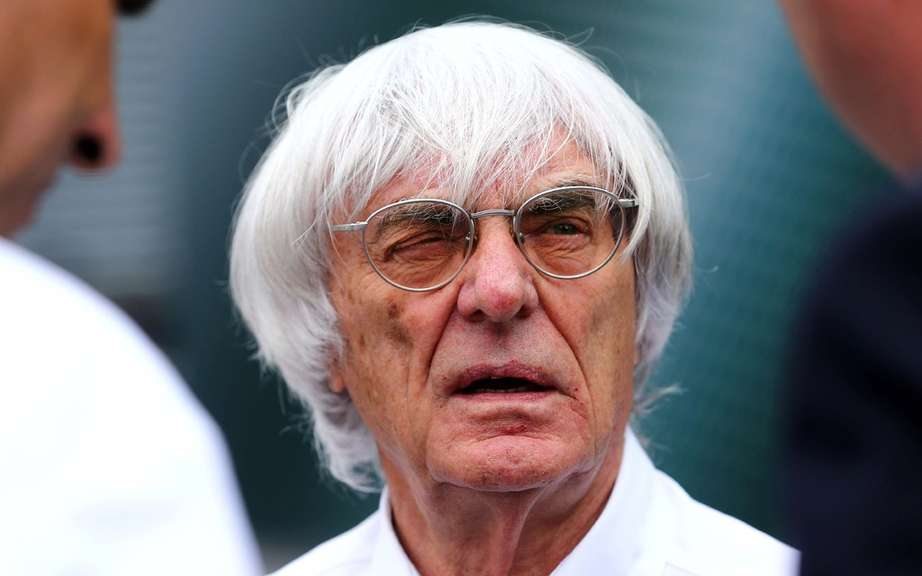 F1 boss Bernie Ecclestone was accused of corruption in Germany