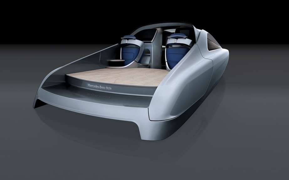 Mercedes-Benz will introduce a Granturismo yacht next year picture #2