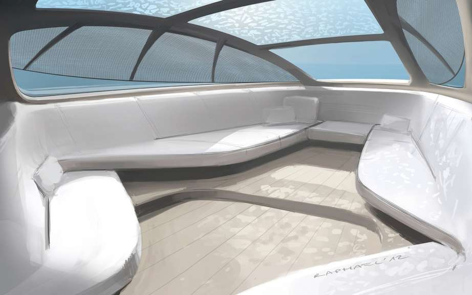 Mercedes-Benz will introduce a Granturismo yacht next year picture #3