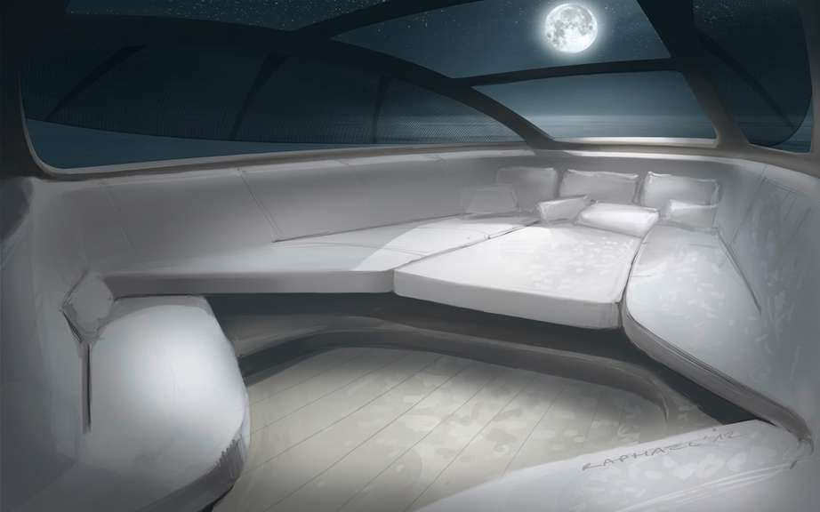 Mercedes-Benz will introduce a Granturismo yacht next year picture #4