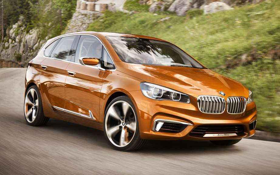 BMW Active Tourer Outdoor: versatility ORIENTED leisure