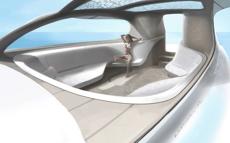 Mercedes-Benz will introduce a Granturismo yacht next year picture #5