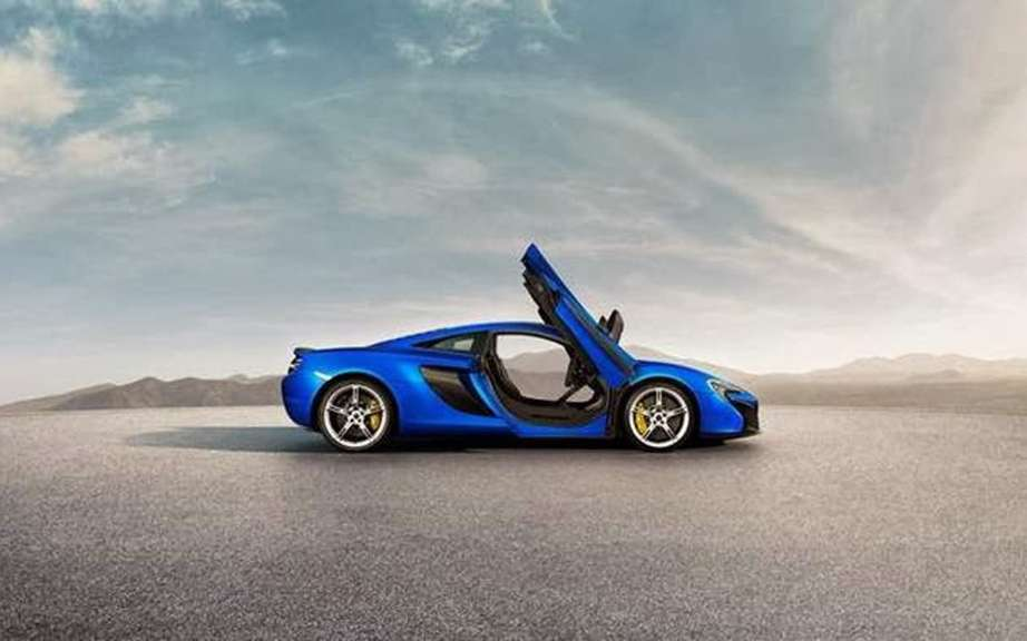 McLaren 650S sold from $ 355,000 picture #4