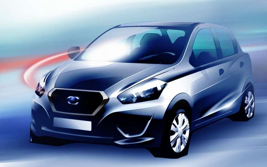 Datsun GO: the first of a series of models to come picture #3