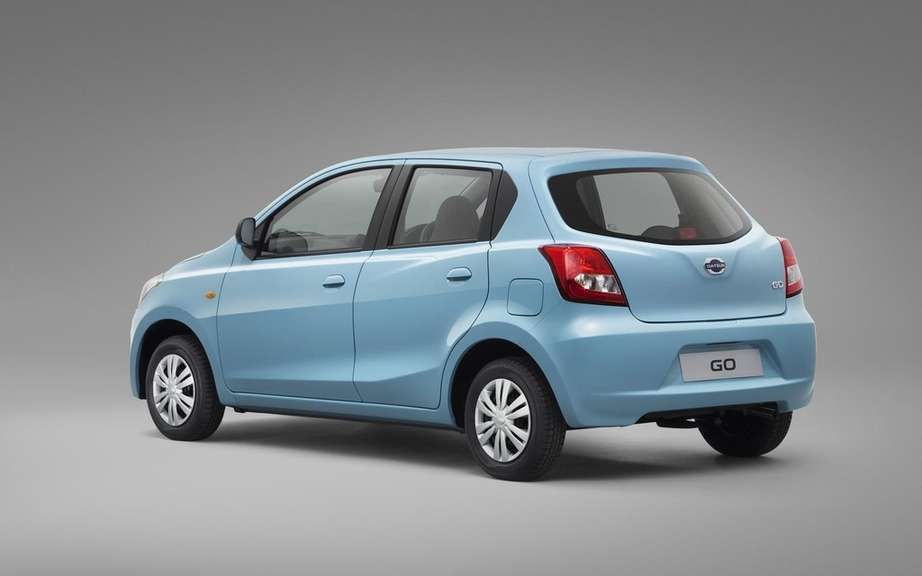 Datsun GO: the first of a series of models to come picture #6