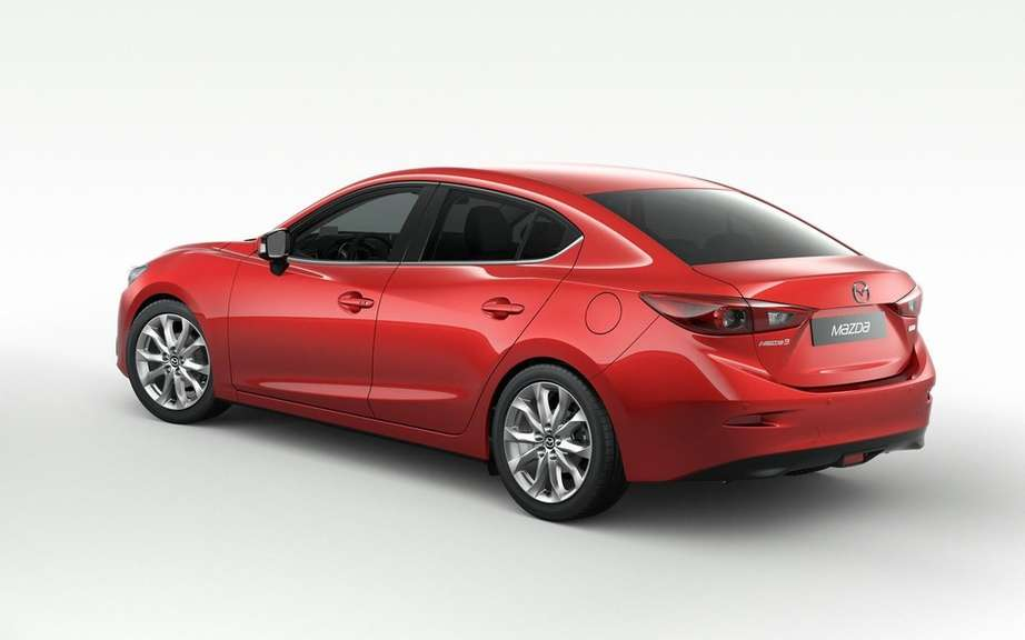 Mazda3 sedan 2014 always more pictures on the Net picture #7