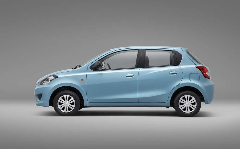 Datsun GO: the first of a series of models to come picture #7