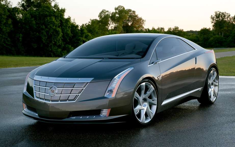General Motors will produce electric Cadillac in 2013 picture #1